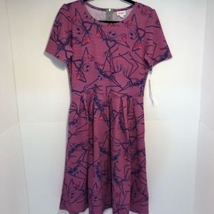 NWT* jack skelington Amelia lularoe dress
